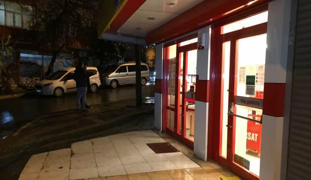 Avcılar'da bir marketten silahlı soygun
