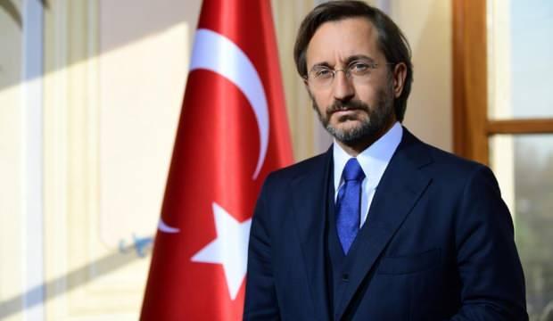 Cumhuriyet Gazetesi'nin iftirasına Fahrettin Altun'un avukatı Tunç'tan sert tepki