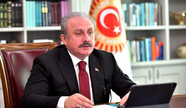 Meclis Başkanı Şentop, Kazakistan'ın bağımsızlık gününü kutladı