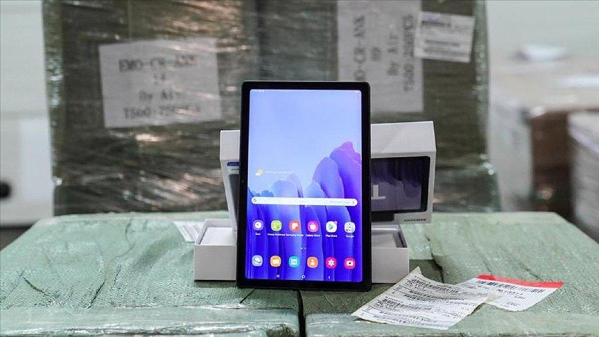 500 bin tablet bilgisayar, öğrencilere teslim edildi #2
