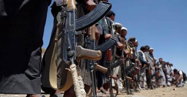 ABD, Husileri Terörist Listesinden Çıkardı