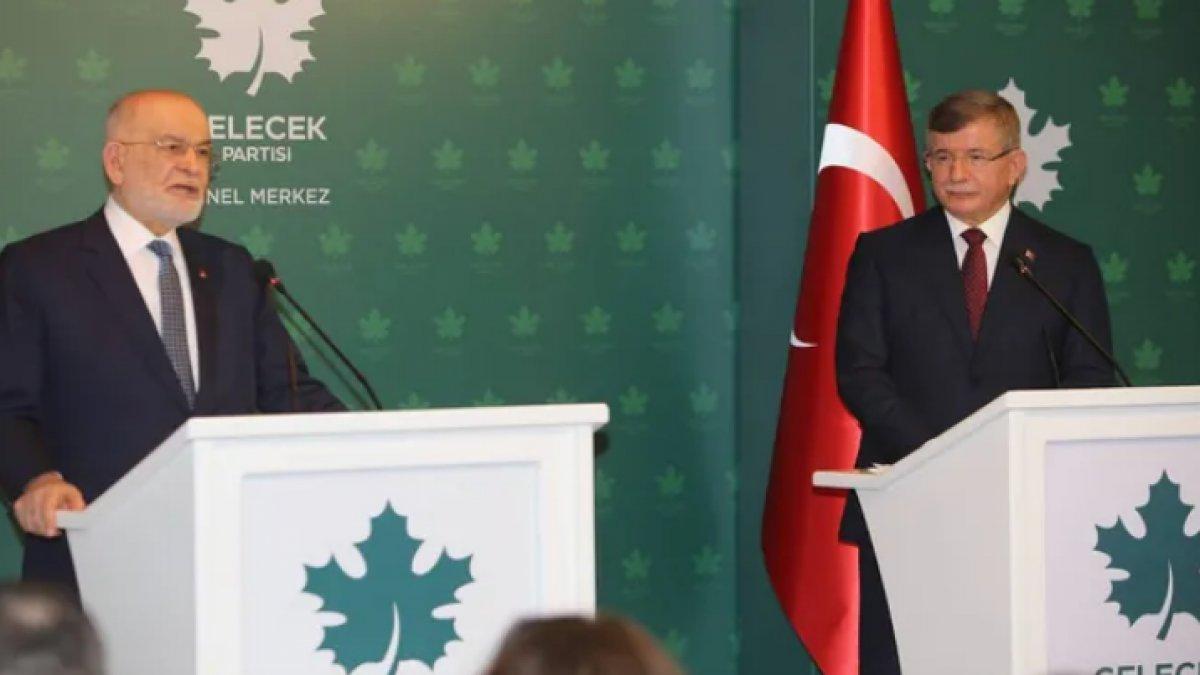 Ahmet Davutoğlu: HDP nin kapatılması, oy verenleri de cezalandırır #1