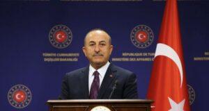 Çavuşoğlu: Kıbrıs'ta egemen eşitlik temelinde müzakere gerekiyor