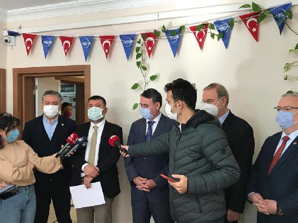 CHP'li Ağbaba: Esnafa getirilecek her türlü kolaylığa destek vereceğiz