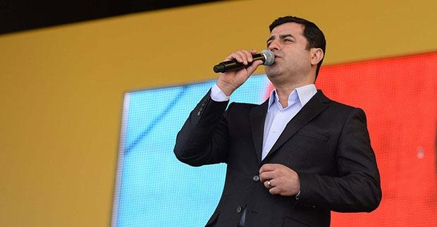 Demirtaş'tan 'Dolmabahçe'ye bağlıyız' açıklaması