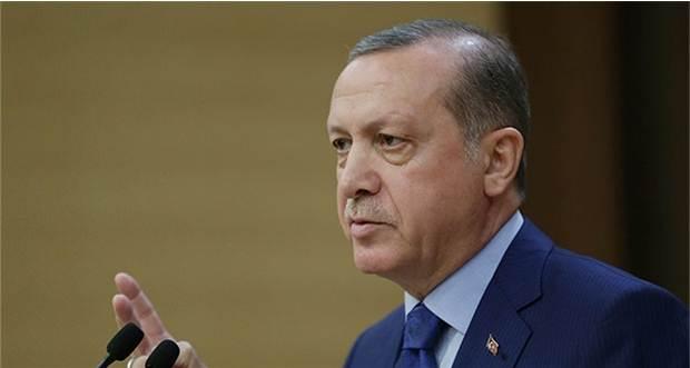 Erdoğan:Bürokratik darbe girişimine maruz kaldık