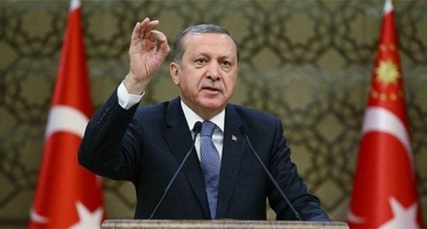 Erdoğan'dan Nevruz bayramı açıklaması