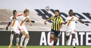 Fenerbahçe, sahasında kaybetti: 'Özür diliyoruz, bunu telafi edeceğimiz maçlar var'
