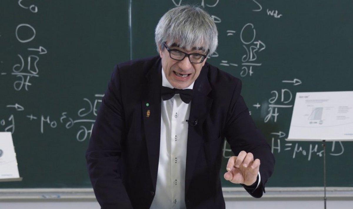 Göttingen Üniversitesi Rektörlüğüne Türk kökenli fizikçi #1
