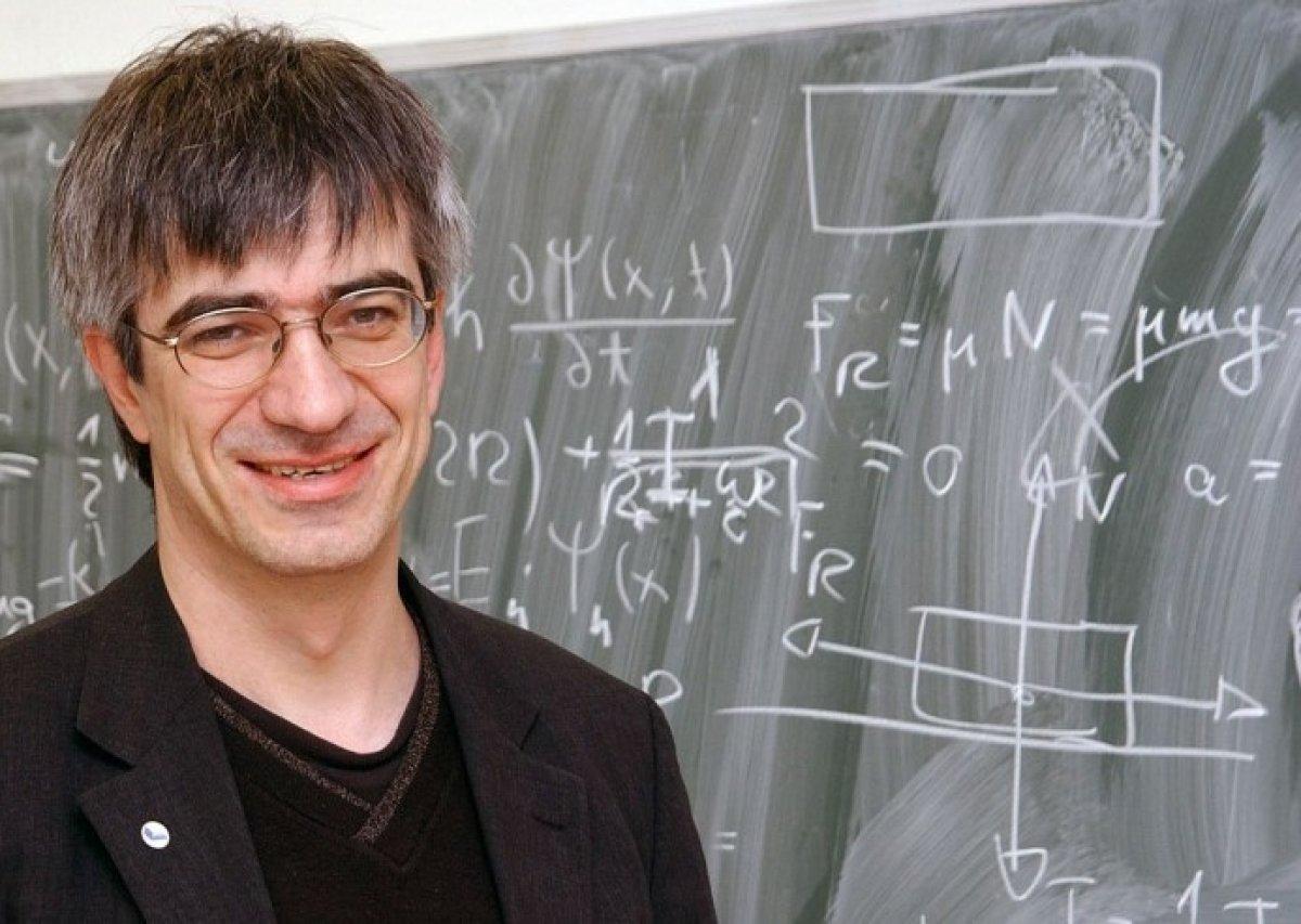 Göttingen Üniversitesi Rektörlüğüne Türk kökenli fizikçi #2