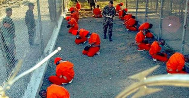 Guantanamo Kapatılacak!