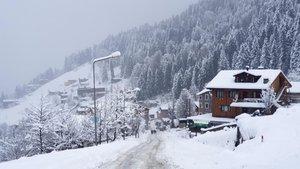 Hava durumu: 1 bölge için kar uyarısı