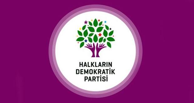 HDP: Brüksel'de gerçekleşen insanlık düşmanı terör saldırılarını kınıyoruz