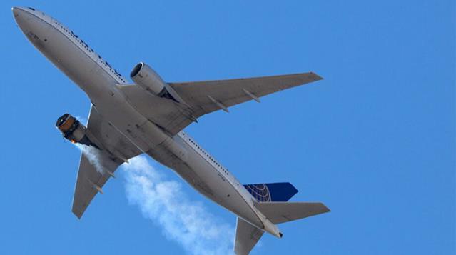 İngiltere, Boeing 777 model uçaklara hava sahasını kapatıyor