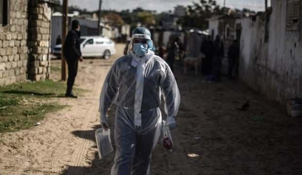 İsrail Gazze'ye koronavirüs aşısının girmesine izin vermedi!