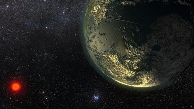 Jüpiter benzeri yeni bir gezegen keşfedildi
