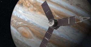 NASA, Jüpiter'in Yeni Fotoğrafını Paylaştı