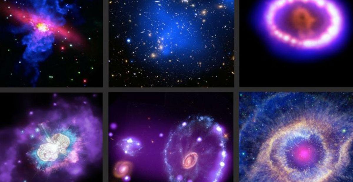 NASA'nın Yeni Keşifleri, Görsel Şölen Sundu