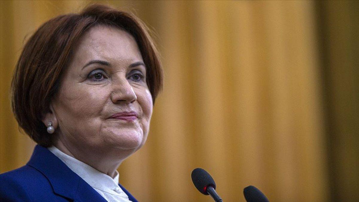 Meral Akşener: Devlet yönetmek ciddiyet ister #1