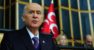 MHP Genel Başkanı Bahçeli: 'Türkiye'nin yeni bir anayasaya ihtiyacı olduğu açıktır'