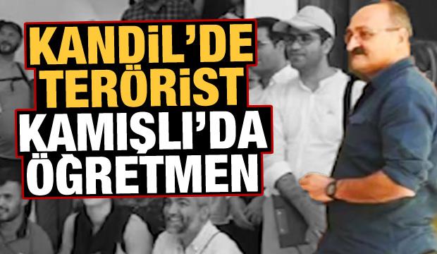 PKK/PYD'nin iç içe olduğu belgelendi!