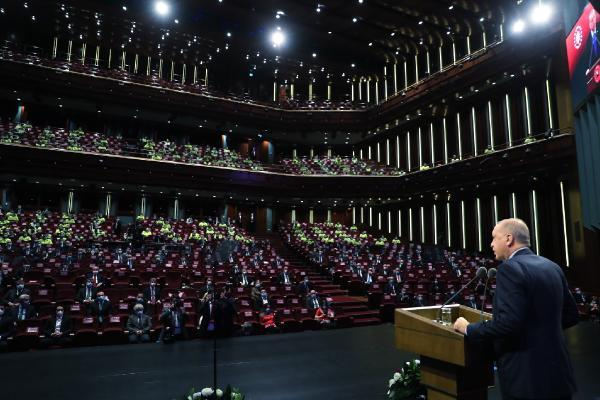 Son dakika politika: Erdoğan: Sıfır can kaybı hedefimize ulaşana kadar çalışmaya devam edeceğiz