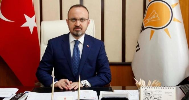 Turan'dan Boğaziçi ve yeni anayasa açıklaması
