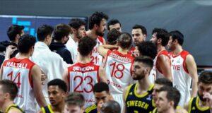 Türkiye A Milli Erkek Basketbol Takımı, Avrupa Şampiyonası'na katılmaya hak kazandı