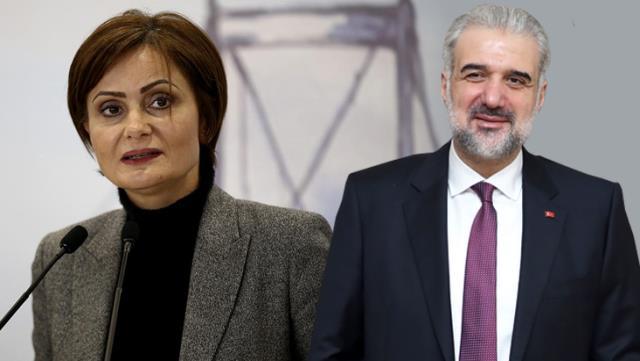 AK Parti İl Başkanı Osman Nuri Kabaktepe'den CHP'li mevkidaşı Canan Kaftancıoğlu'na kahve daveti