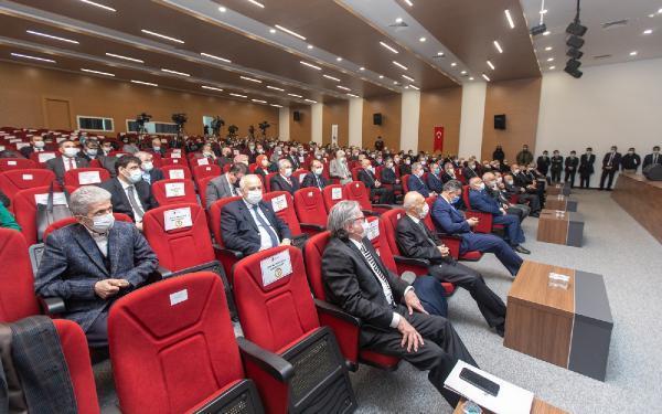 ANKARA AK Parti'li Kurtulmuş: Türkiye'nin daha güçlü ileriye yürümesi gerekir