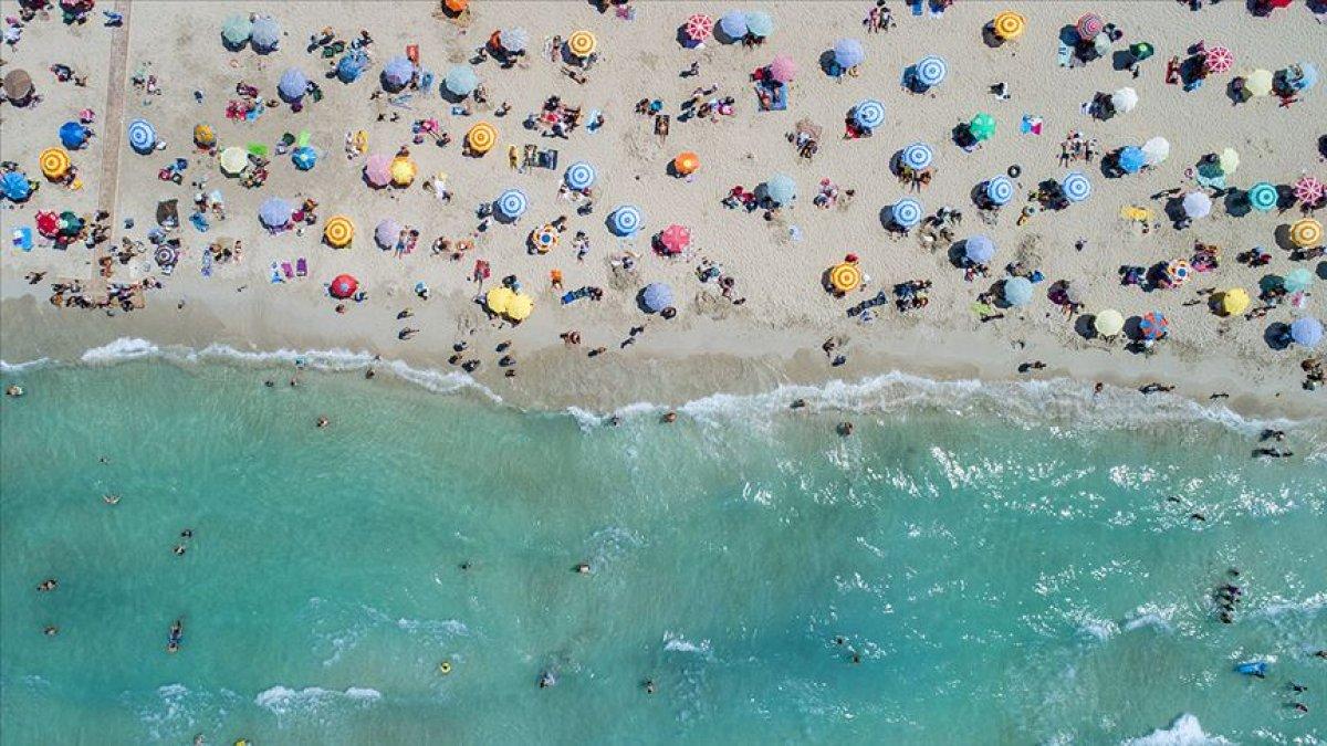 Avrupa dan Türkiye ye yaz tatili için erken rezervasyon talebi arttı #1