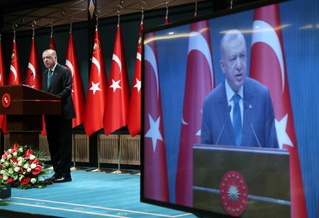 Son dakika haberi | Cumhurbaşkanı Erdoğan: 'İlk seri üretim araçları 2022 yılı sonunda banttan indirmeyi arzu ediyoruz'