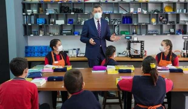 Son dakika haberler... Bakan Selçuk'tan yüz yüze eğitim açıklaması