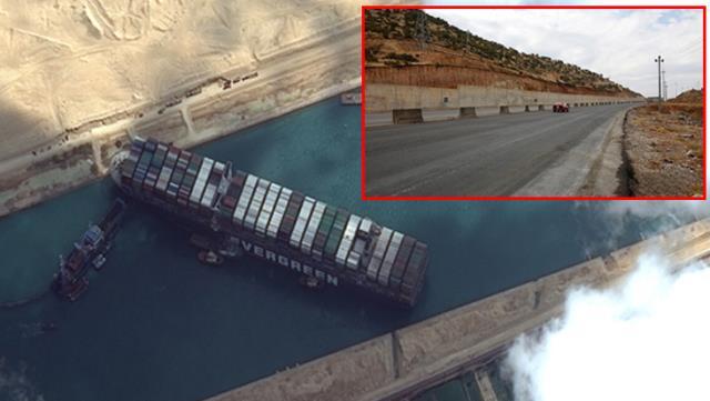 Süveyş Kanalı'nda bugün aşılan kriz alternatif rotaların önemini ortaya çıkardı! Ovaköy de bunlardan biri