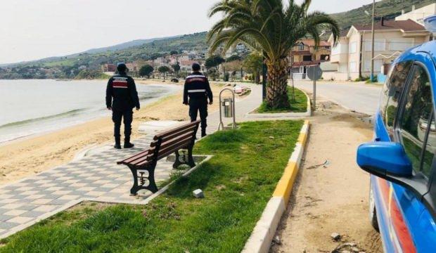 Balıkesir'de sokağa çıkma yasağını ihlal eden 721 kişiye para cezası