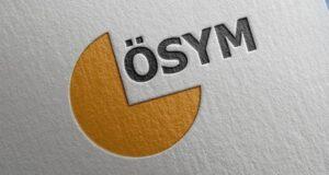 ÖSYM Başkanı Aygün duyurdu: MSÜ sınav sonuçları açıklandı