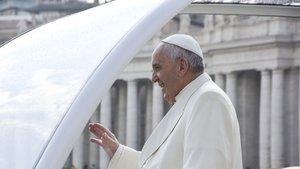 Papa Francis'ten mesaj