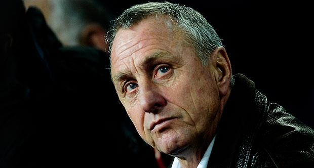 Total futbol öksüz kaldı: Johan Cruyff öldü