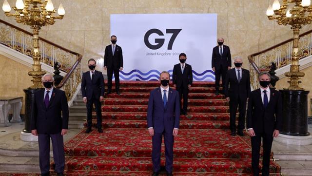 G7 ülkelerinin dışişleri bakanları uzun süre sonra bir ilki yaşadı