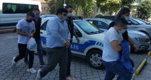 Samsun'da FETÖ'den 3 kişi adliyeye sevk edildi
