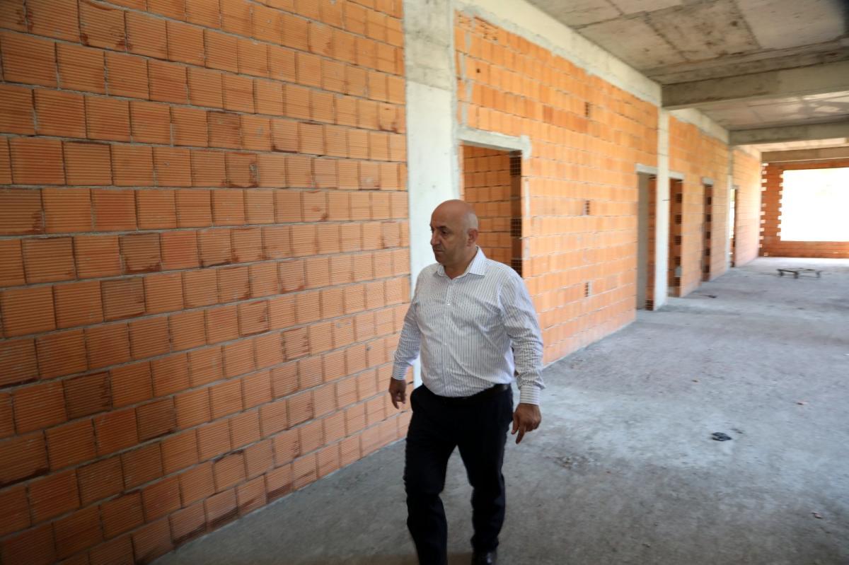 Darıca Halk Sağlığı ve Kültür Merkezi'nde sona yaklaşılıyor
