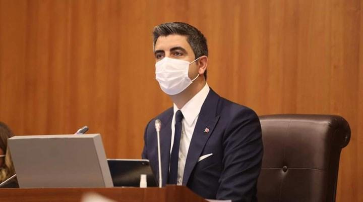 Kartal Belediye Başkanı Yüksel,